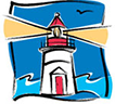 Lighthouse Maps Logo